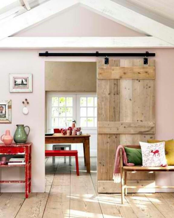 oude deuren interieur modern