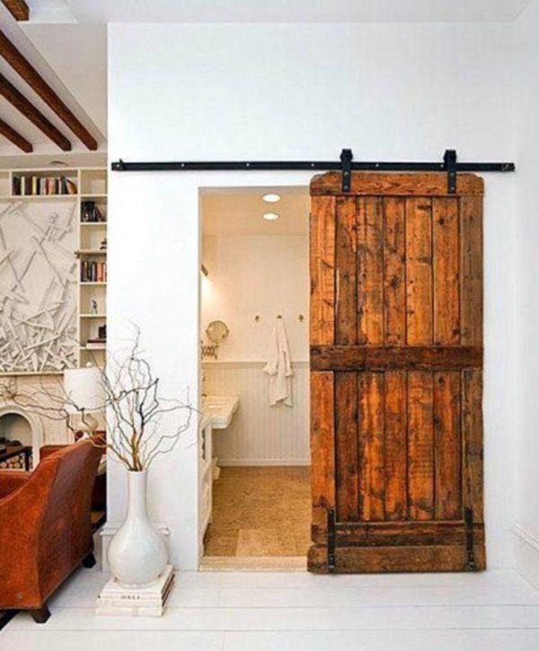 oude deuren interieur roldeur