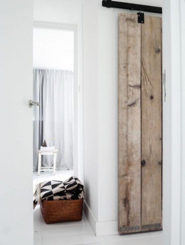 Oude deuren in het interieur thestylebox for Deco oude huis