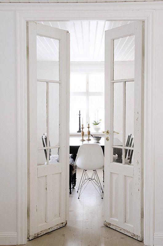 Oude Keuken Verkopen : Dining Room Interior Doors