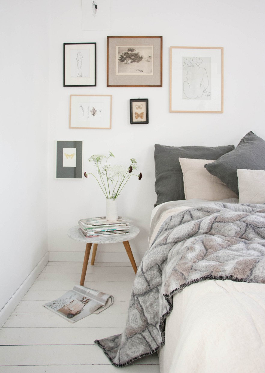 Pastel in de slaapkamer   thestylebox