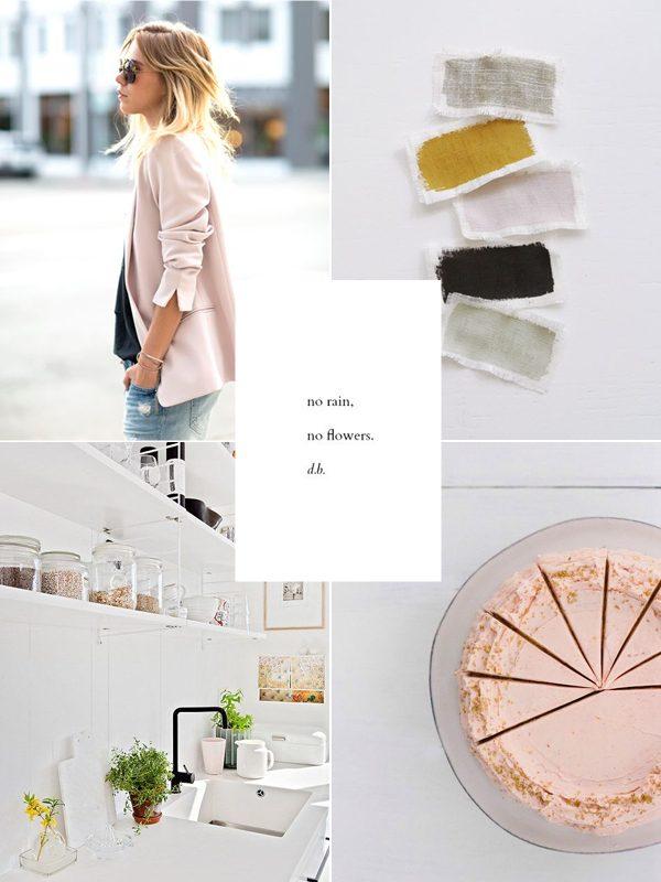 pastel moodboard