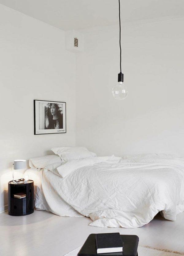 Hanglamp slaapkamer thestylebox for Slaapkamer hanglamp