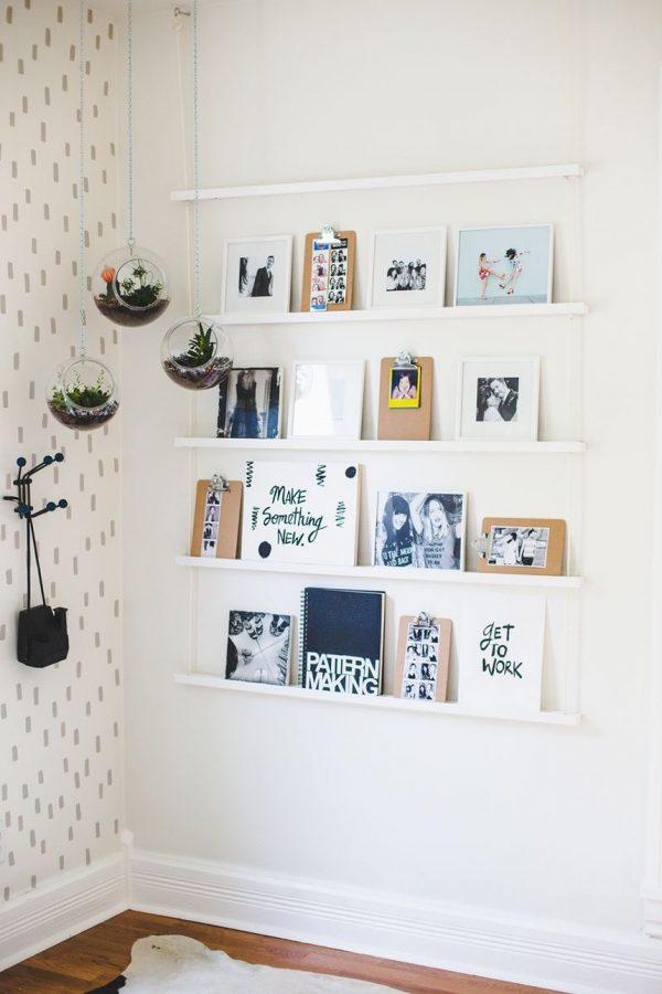 persoonlijke foto plankjes