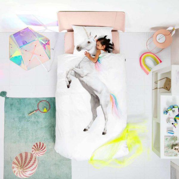 unicorn dekbedovertrek