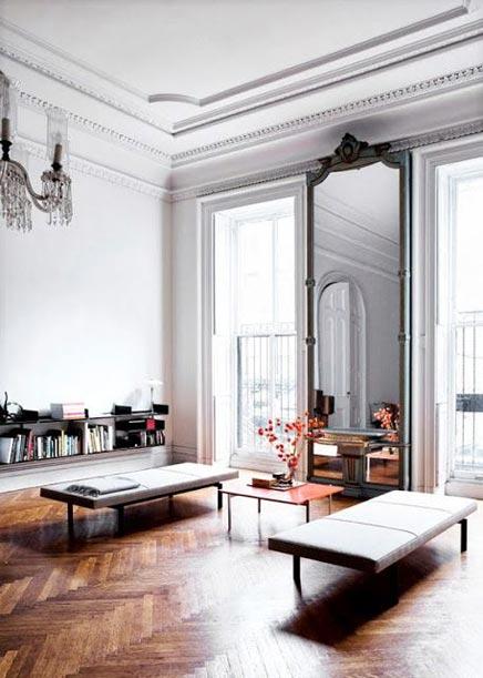 Plafond ideeën sierlijsten en ornamenten