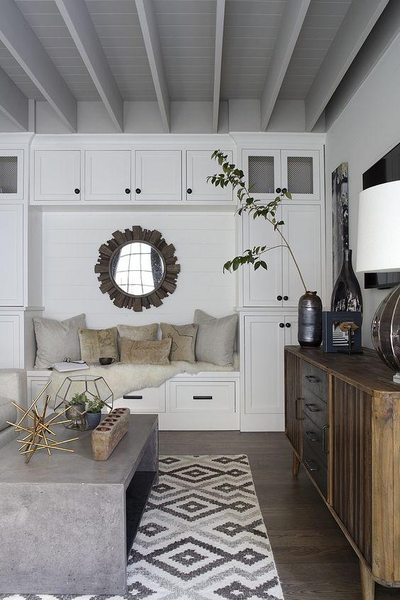 Plafond verven kleur lichtgrijs
