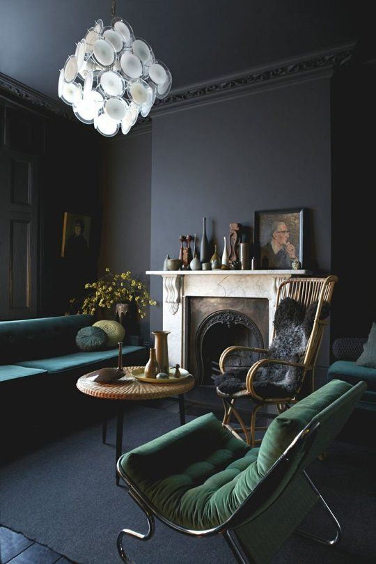 Plafond verven kleur zwart