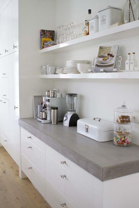 Keuken Wit Mat : 6x de voorraadkast in de keuken – THESTYLEBOX