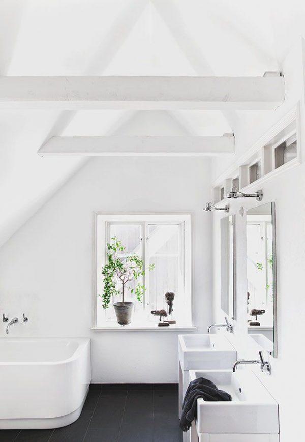 plant badkamer