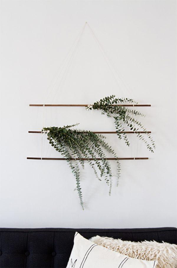 planten muur diy