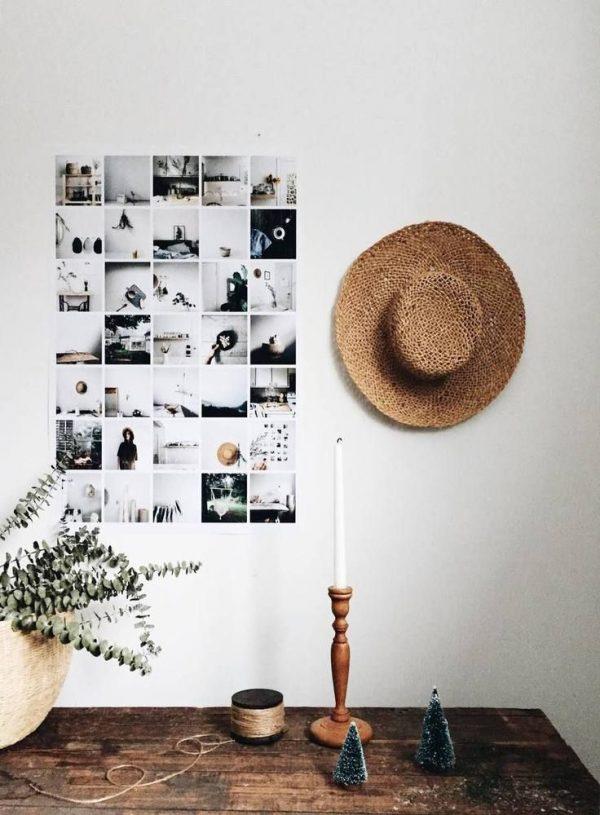 polaroid foto interieur