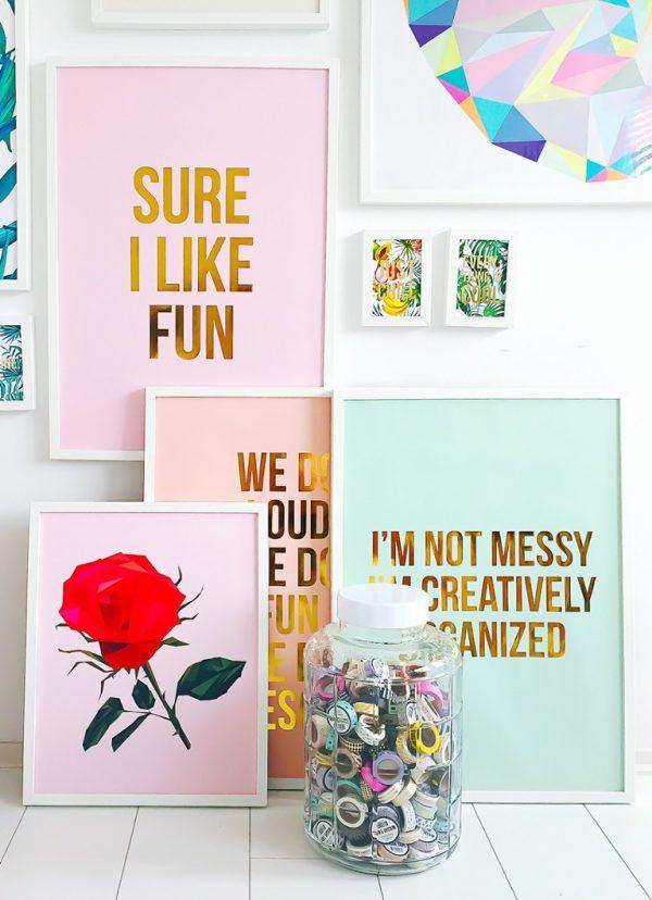 poster studio stationery