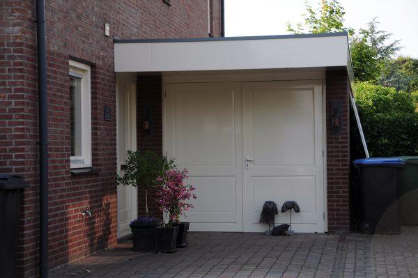 prefab woning aangebouwde garage