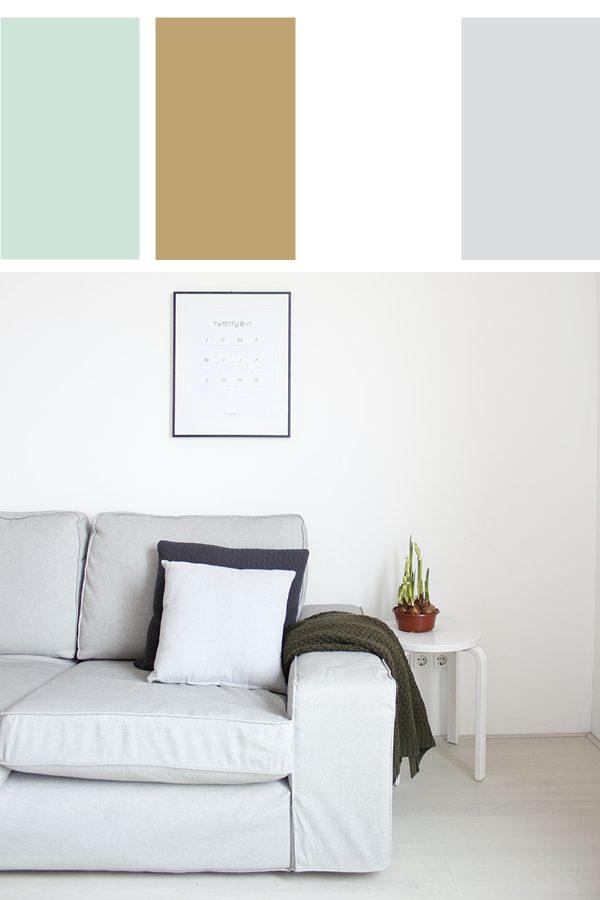 restyling kleuren palet