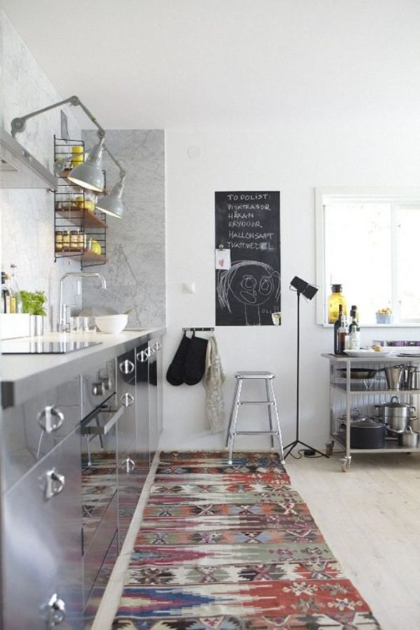 roestvrij stalen keuken