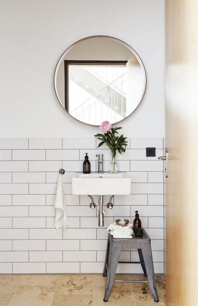 ronde spiegel badkamer thestylebox