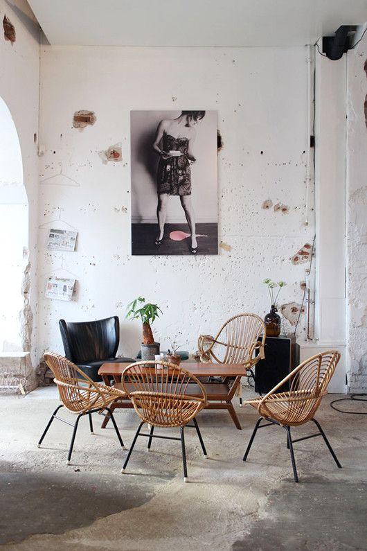 rotan-stoel