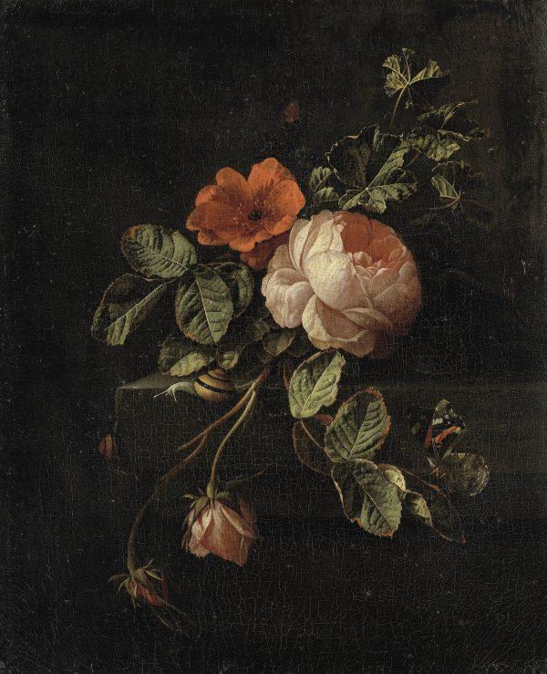 rozen interieur