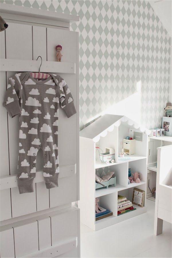 Kinderkamer behang thestylebox - Behang voor een kamer ...