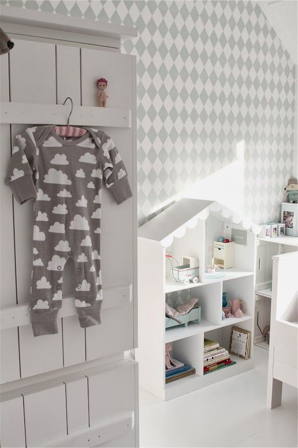 Kinderkamer behang - THESTYLEBOX