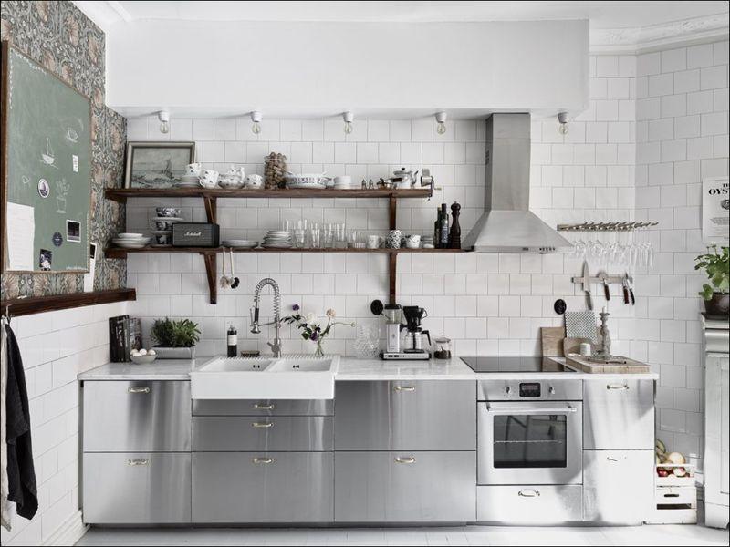 RVS IKEA keuken