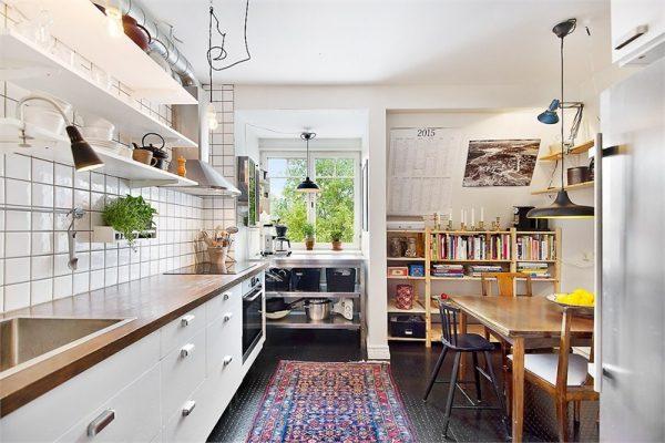 scandinavisch wonen keuken
