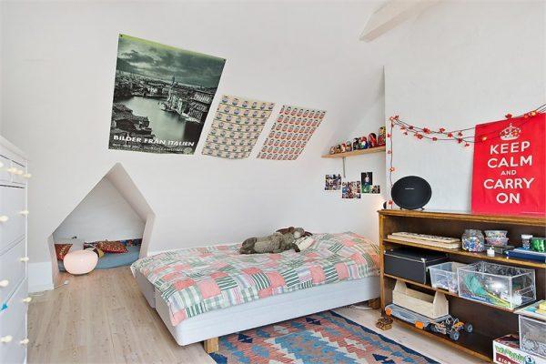 Kinderkamer Scandinavisch : Scandinavisch wonen - THESTYLEBOX