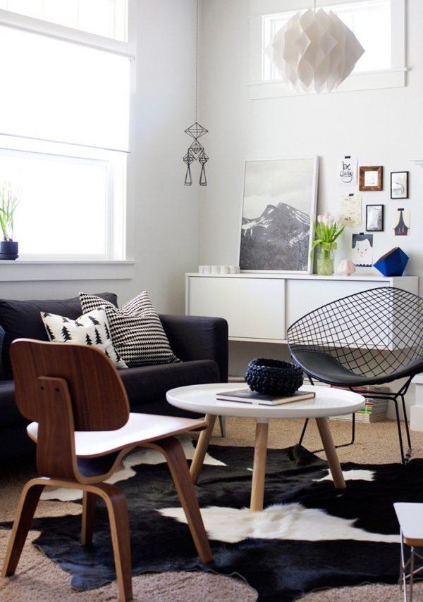 scandinavische design stoel