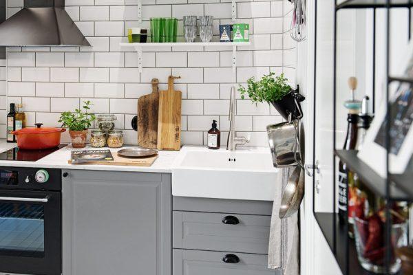 scandinavische keuken snijplanken