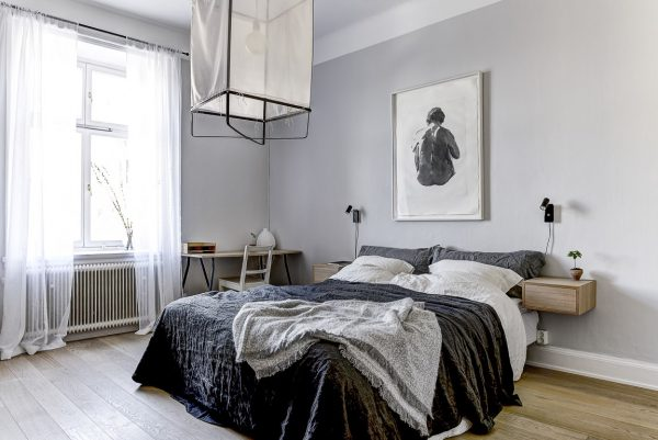 Minimalistisch appartement in Stockholm - THESTYLEBOX