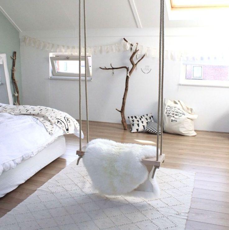schommel slaapkamer