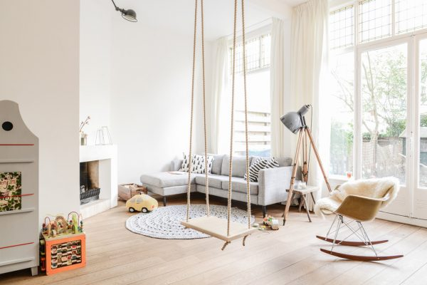 Schommel in huis - THESTYLEBOX