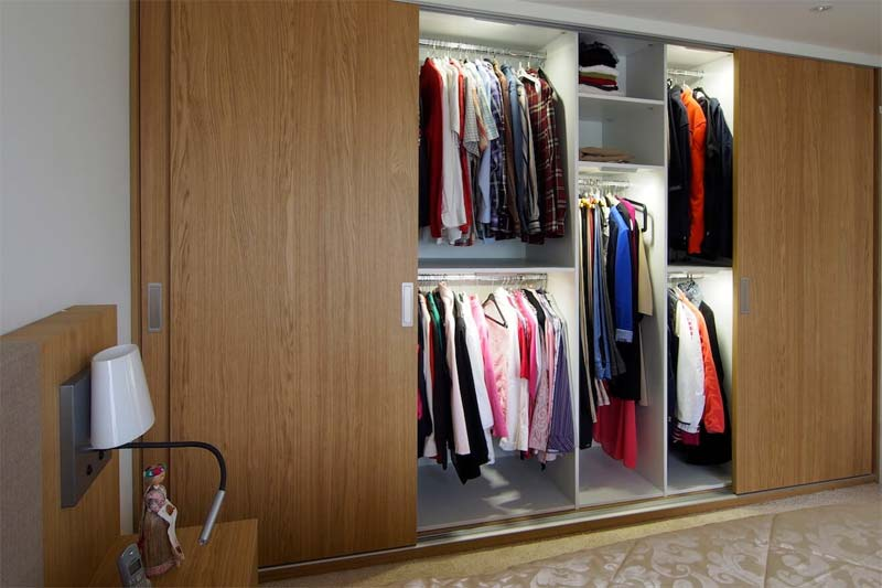 senioren slaapkamer tips kledingkast verlichting