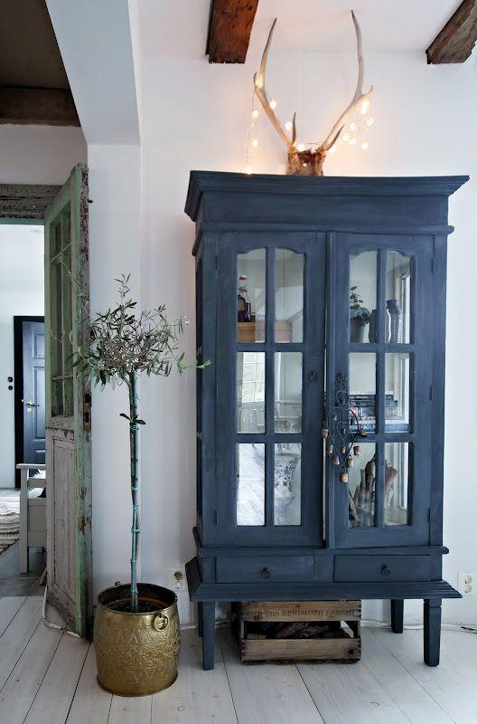 servieskast-blauw