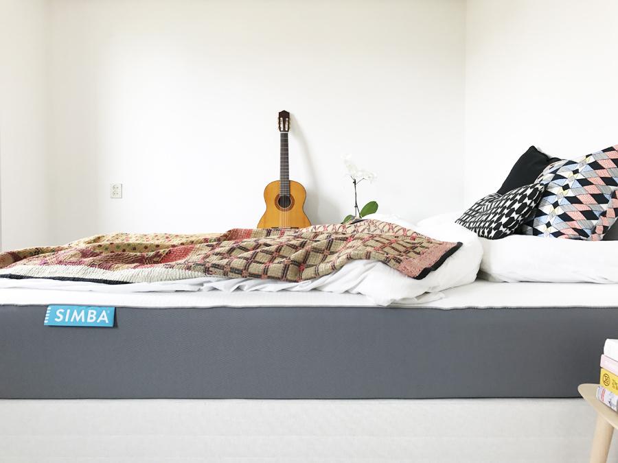 Simba Matras Ervaringen : Onze ervaring met het simba matras thestylebox