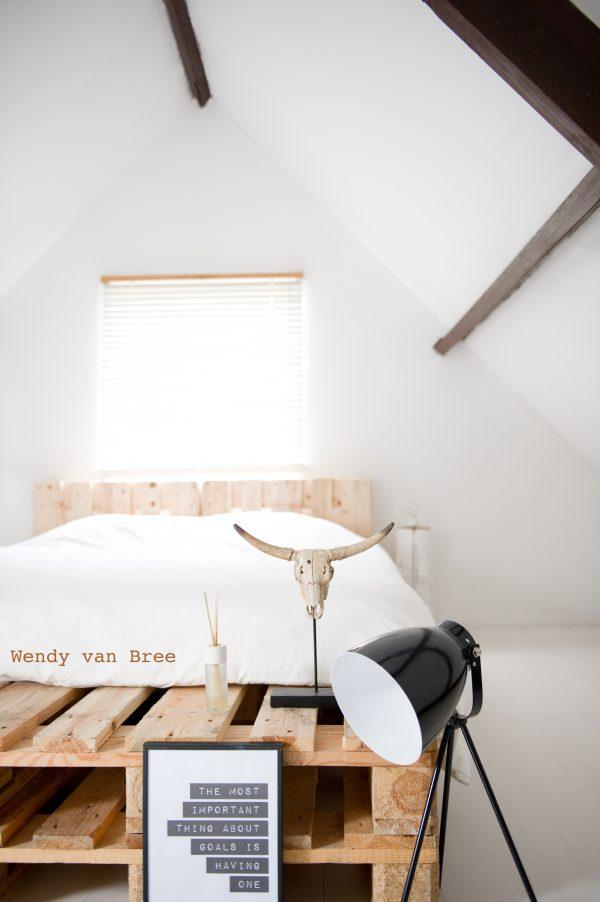 slaapkamer binnenkijker