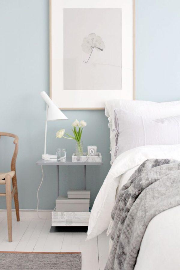 Pastel in de slaapkamer thestylebox - Deco chambre pastel ...
