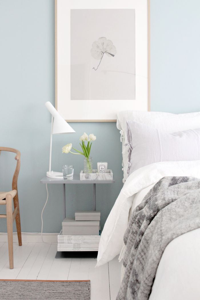 Pastel in de slaapkamer - THESTYLEBOX