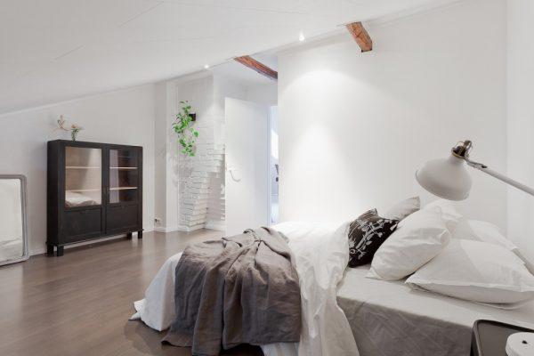 slaapkamer bovenwoning