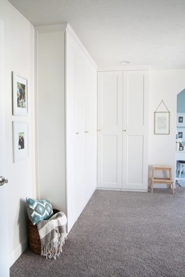 slaapkamer ideeën Ikea Pax