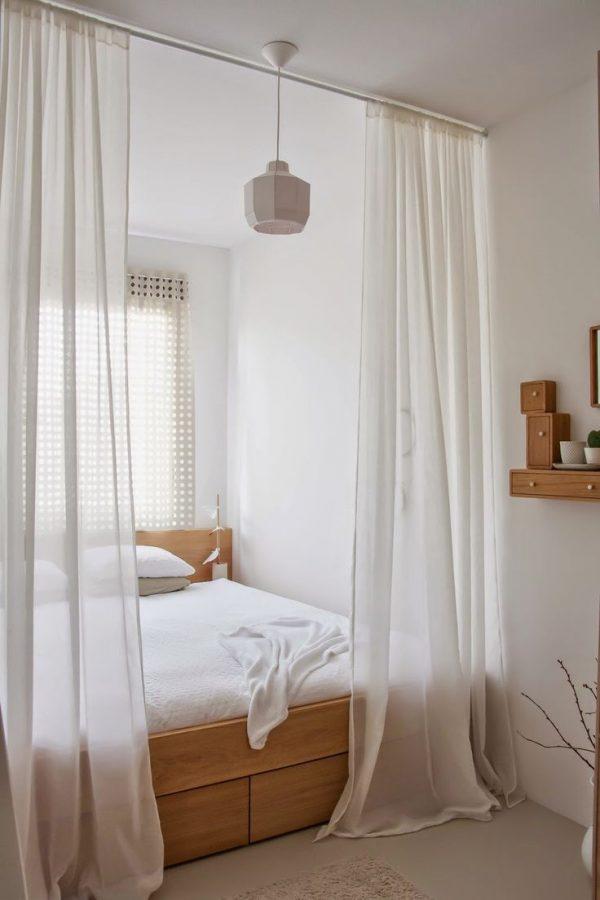 gordijnen kamerverdeler