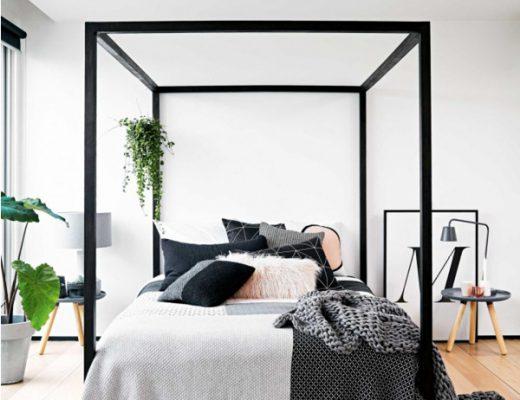 slaapkamer kleuren palet