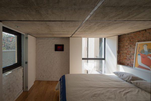 slaapkamer loft