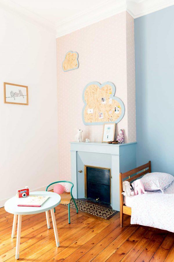 Frans huis met authentieke kleuren thestylebox for Meisje slaapkamer idee