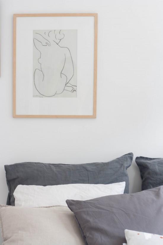 slaapkamer pastelkleur