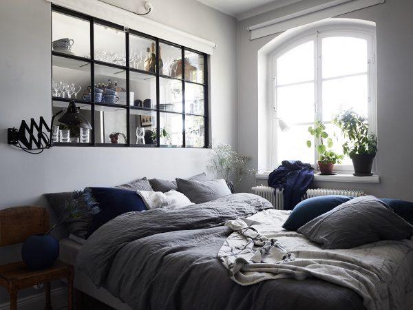 slaapkamer staal