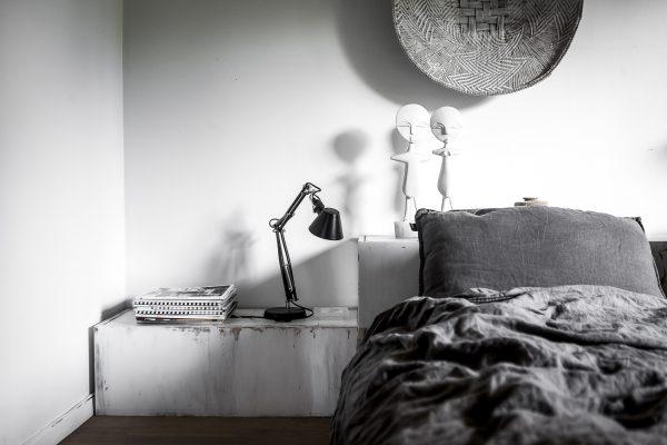 slaapkamer vintage