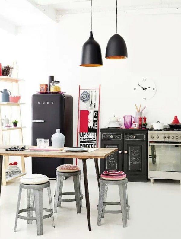 Smeg koelkast keuken   thestylebox
