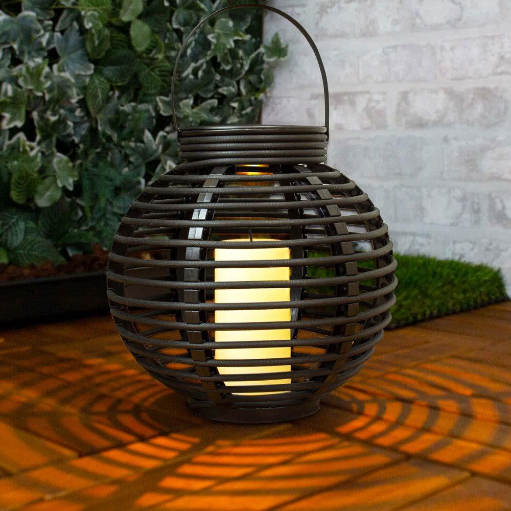 solar tuinverlichting tafellamp